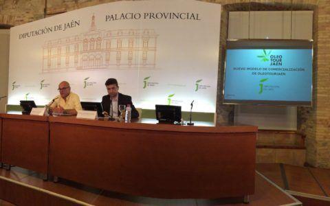 Reunión Oleotour Jaén