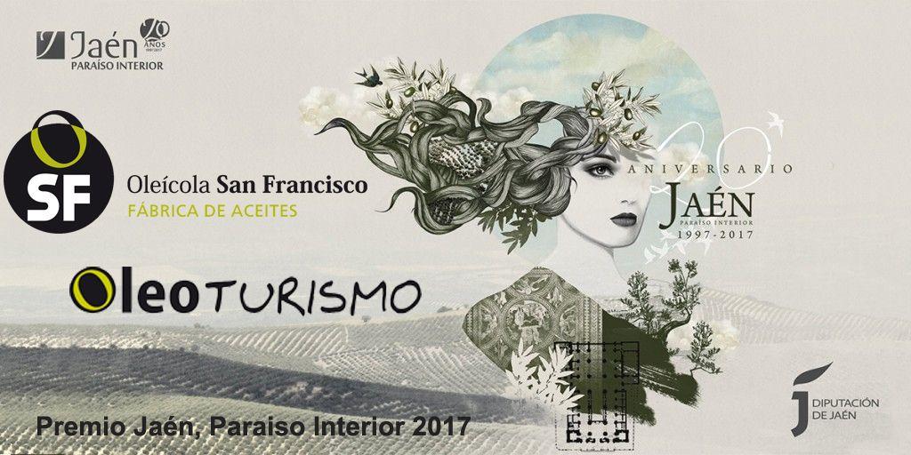 Premio Jaén, Paraíso Interior 2017